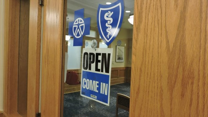 Walk-In Hours Extended for Open Enrollment
