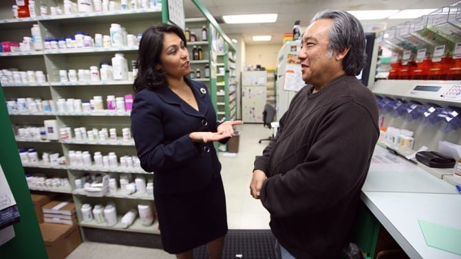 Blue Cross Blue Shield Of Michigan Launches Program That Teams Up  Pharmacists With Primary Care Doctors