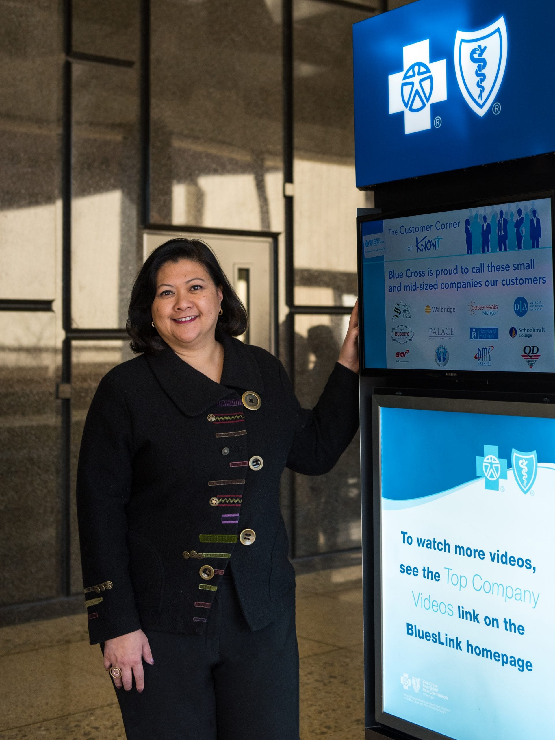 Amy Krause's Career Path to Becoming a Blue Cross IT Director