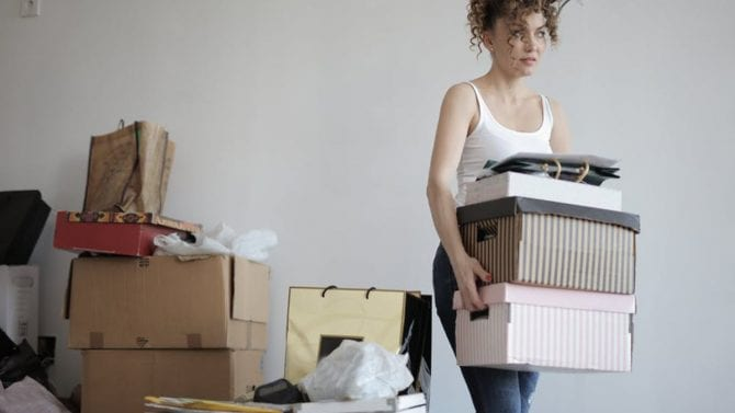 Decluttering to Improve Your Well-Being